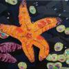 Low Tide Stars by artist April Hoff